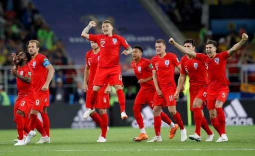 2018世界杯瑞典VS英格兰比分预测