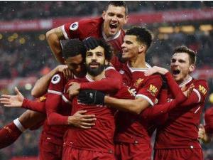 英超新赛季:利物浦剑指联赛冠军