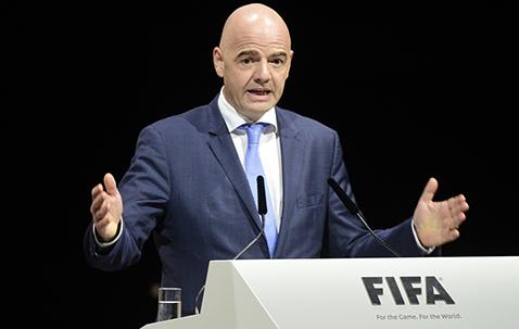 FIFA新举措:疫情期球员降薪5成 不得解雇球员及教练