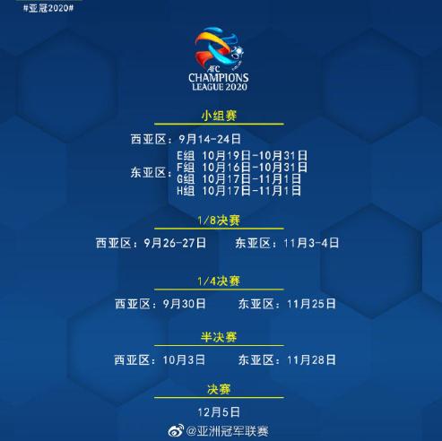 2020/07/11 足球压比分的叫什么 官宣:亚冠9月14日重启,淘汰赛改为一场定胜负