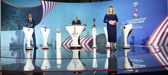 世俱杯抽签:拜仁或对阵东道主 大洋洲冠军退赛